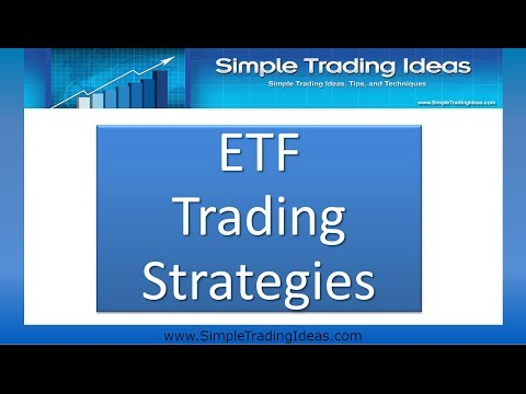 Trading ideas and strategies